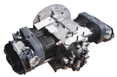 VW Retro engine